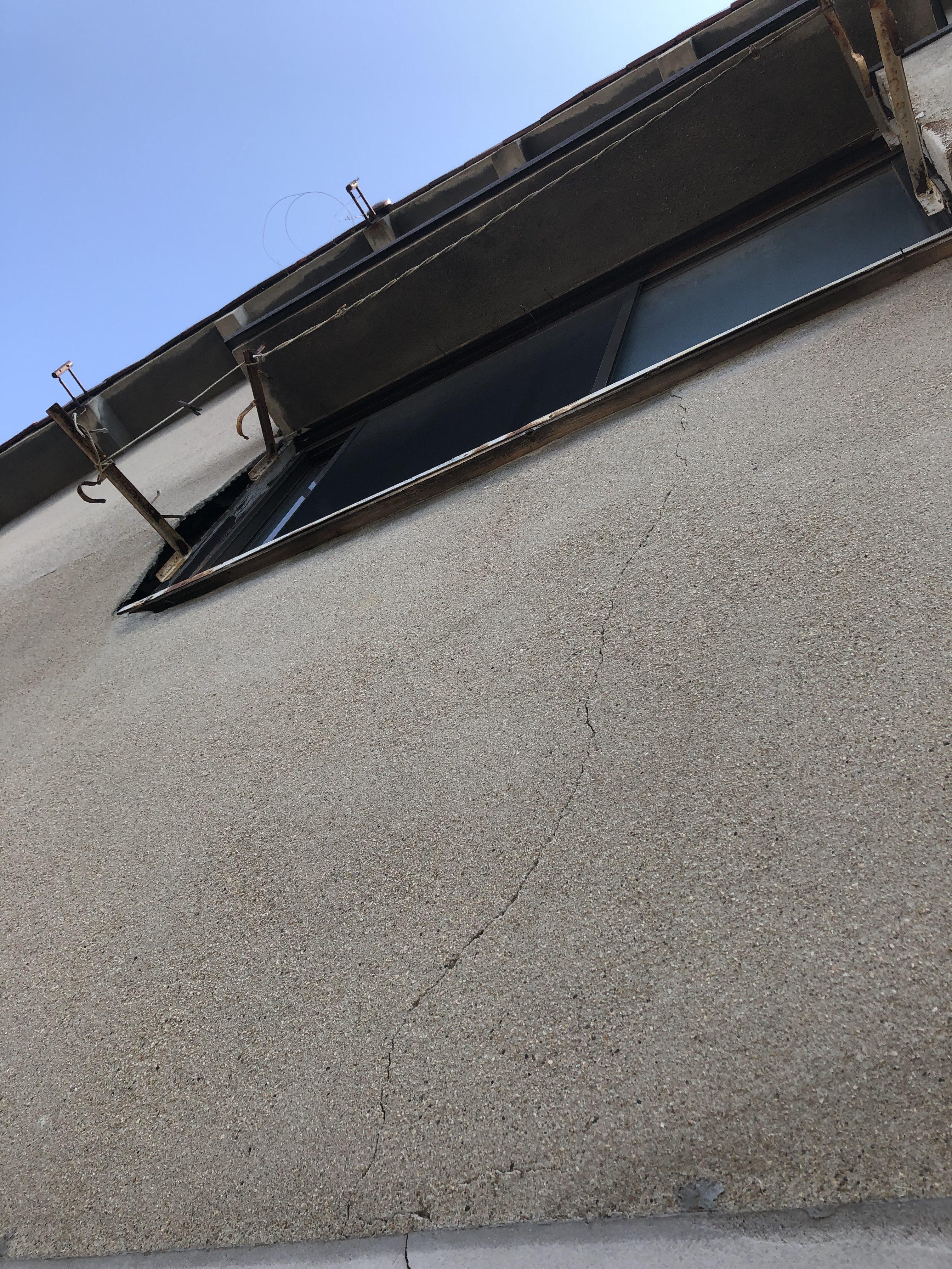 外壁モルタル壁工事