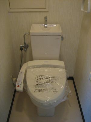 東大阪市I様邸 洗面・トイレのリフォーム 施工後写真