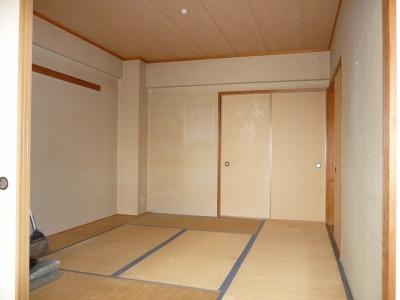 東大阪市A様邸 畳・クロス張り替え工事 施工Before写真