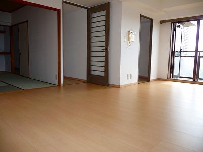 東大阪市Y様邸 フローリング工事 施工後写真