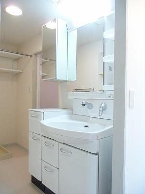 東大阪市N様邸 洗面・トイレのリフォーム 施工後写真